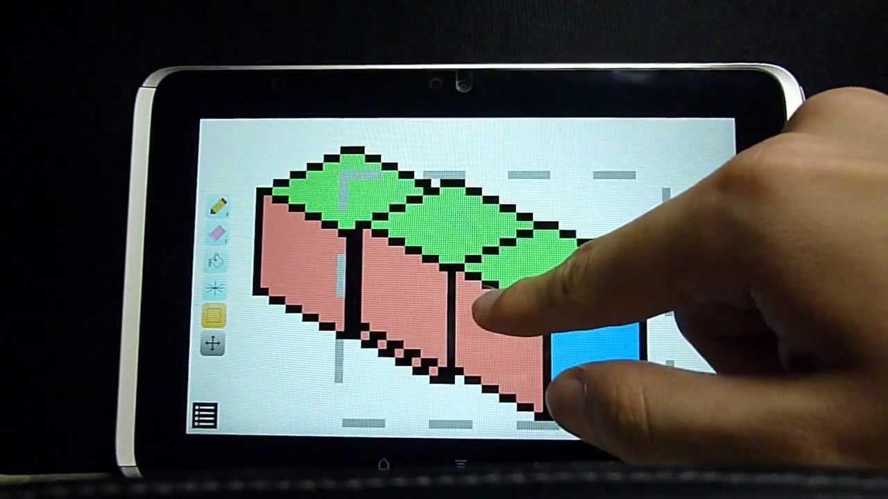 IsoPix - Pixel Art Editor (Android)