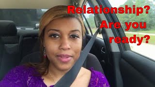 Are You Ready for a Relationship?