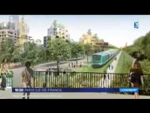 Bientôt un central parc aux Portes de Paris ?