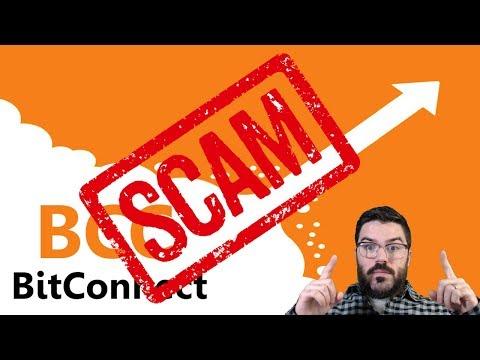 Bitconnect La gran estafa se consumo! BCC - Esquema Ponzi!