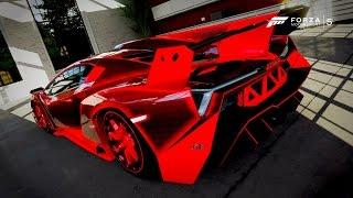 Forza 5: Drifting the Lamborghini Veneno