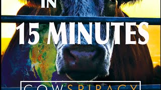 COWSPIRACY - The Sustainability Secret in about 15 minutes (Short Version)