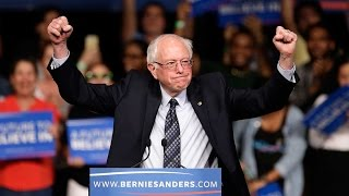 Bernie Sanders Continues to Battle Hillary Clinton. FBI Primary Awaits.