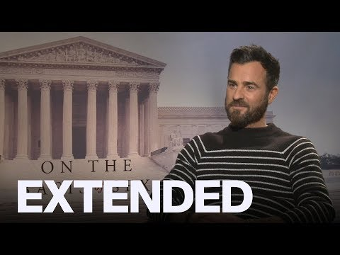 Justin Theroux On Working With Mimi Leder | EXTENDED