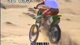 Dirt Bike Jumps 1 - Slow Motion - Dirt Bikes - Best Shot Footage - Stock Footage