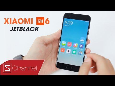 Schannel - Mở hộp Xiaomi Mi 6: Camera kép, loa kép, không jack 3.5mm như iPhone 7+, giá bằng một nửa