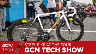 Gambar cover The Return Of Steel To The Tour de France Peloton | GCN Tech Show Ep.83