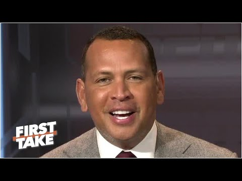 Alex Rodriguez talks Yankees vs. Indians & makes World Series pick | First Take