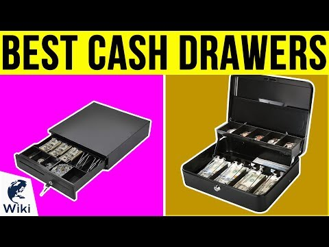 10 Best Cash Drawers 2019