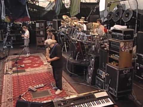 Grateful Dead - Ramble On Rose [Live at JFK Stadium, Philadelphia, PA, July 7, 1989]