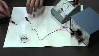 小学校理科5年(3)電流の働き 電磁石の働きについて調べる。 電流を...