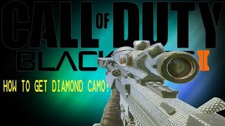 HOW TO GET DIAMOND CAMO GLITCH WORKING SINCE THE RELEASE DATE BLACK OPS 2 XBOX 360 AND PS3