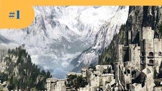#1 Каэр Морхен | Ведьмак (Первый), Прохождение
