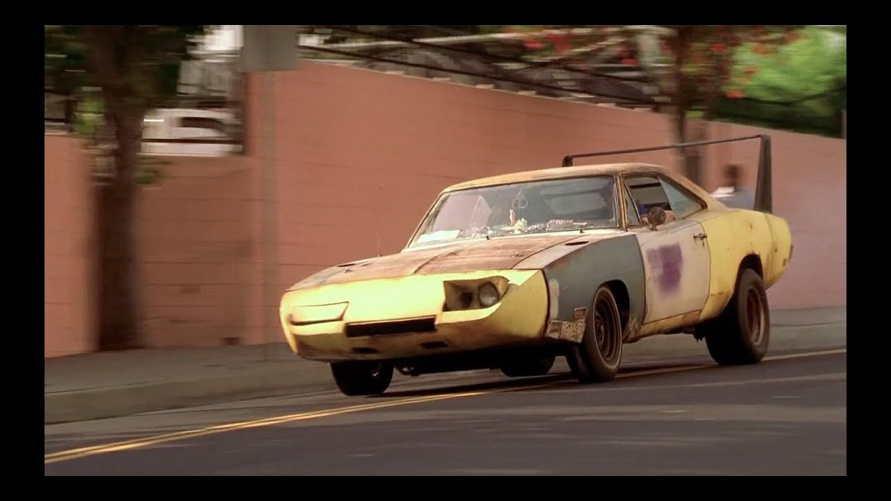 Mopars In The Movies Joe Dirt 1969 Dodge Daytona