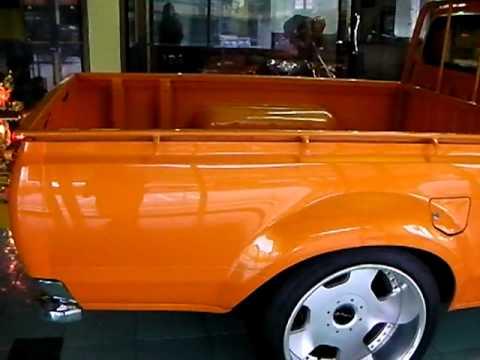 Datsun 1970 ช้างเหยียบ