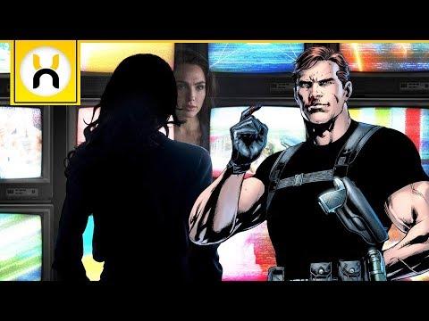 Wonder Woman 1984 First Look Teasing CLASSIC DC Villain?