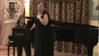 il soprano Giada Bruni e il mezzosoprano Giada Frasconi, al pianoforte Erica Jade Grelli