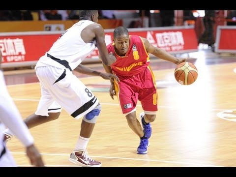 #AfroBasket - Day 1: Central African Republic v Mozambique (highlights)