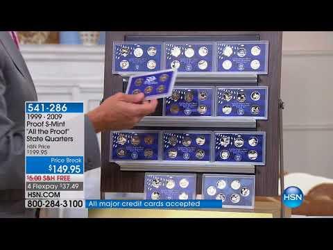 HSN | Coin Collector 10.08.2017 - 03 AM