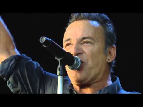Bruce Springsteen HD –Born in the U S A   2013 Concert Olympic Park London
