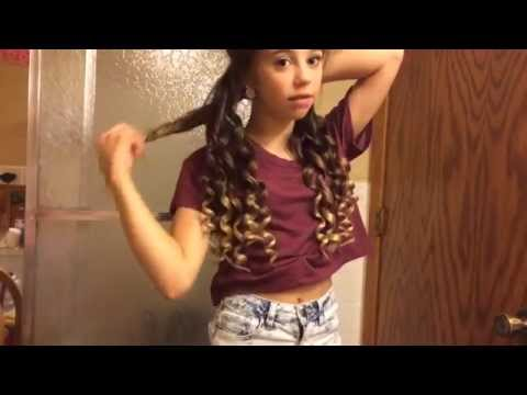 How I Curl My Hair 2014! from YouTube · Duration:  11 minutes 35 seconds