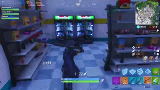 Fortnite 1v1 a kid name jdm he calling me a hacker