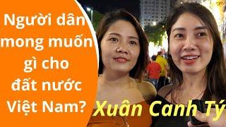 Người dân mong gì cho đất nước Việt Nam?