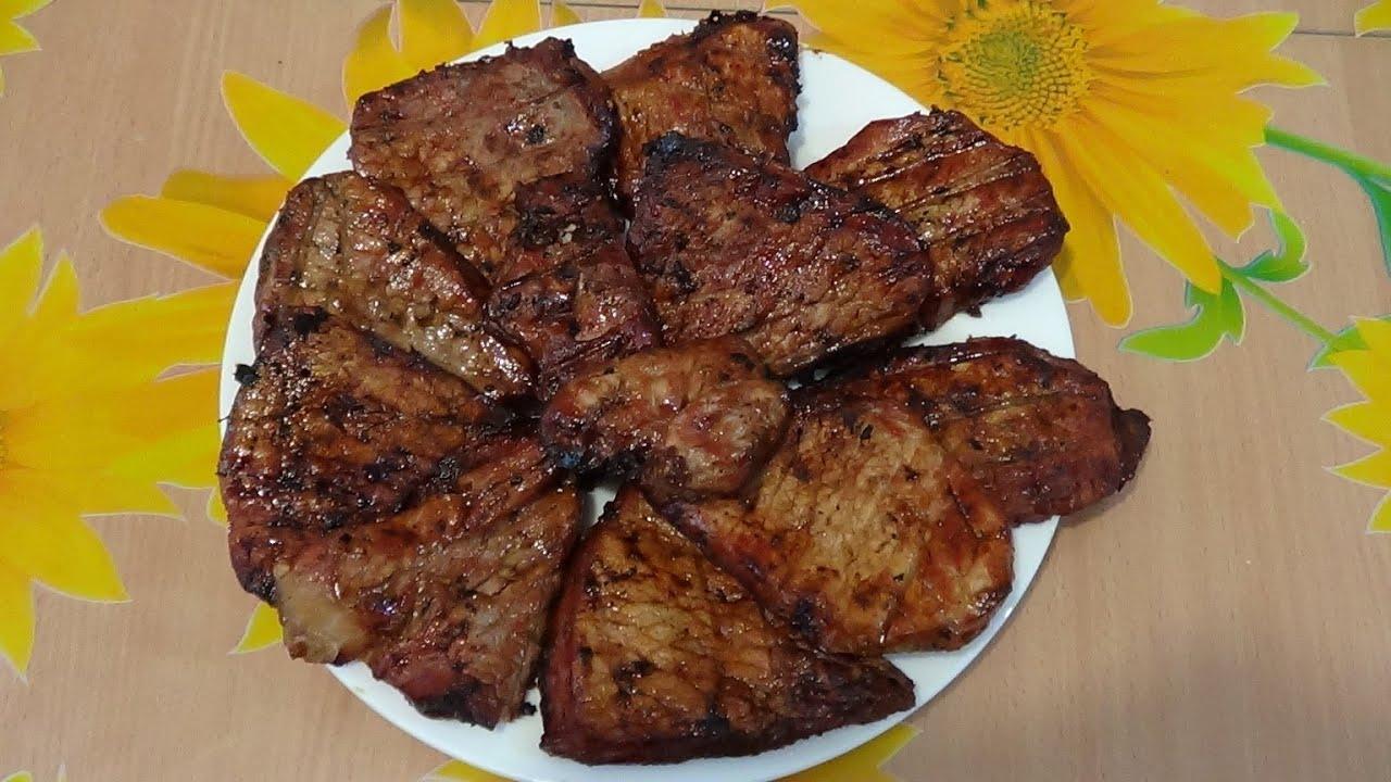 Рецепты барбекю из говядины сделать барбекю на даче