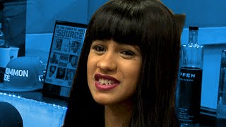 Cardi B Interview at The Breakfast Club Power 105.1 (03/08/2016)
