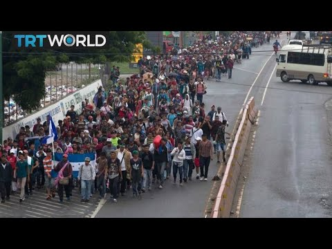 Central America Migrant Caravan: Thousands are fleeing drug cartels and violence