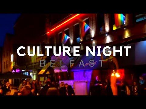Culture Night Belfast, Northern Ireland - Belfast Travel - Whats on Belfast - Belfast Culture