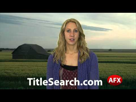 Property title records in Coffey County Kansas | AFX
