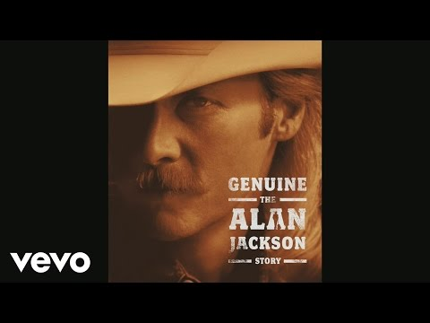 Alan Jackson #GenuineAJ