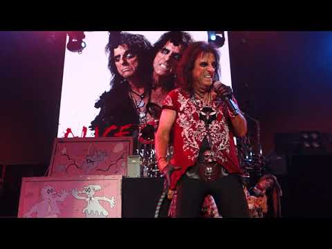 Alice Cooper - Paranoiac Personality Chastain 8-21-17