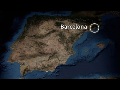 afpbr: Atentados na Catalunha