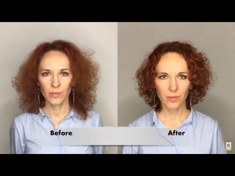 Мастеркласс стрижка на вьющиеся волосы 2019/ Cut For Curlyhair Tutorial