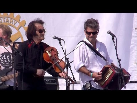 Doug Kershaw & Steve Riley - 5.28.2016 Simi Valley Cajun & Blues Music Fest.