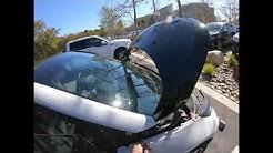 Replacing Windshield on BMW i3