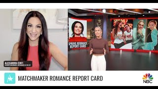 Access Hollywood Romance Report with Celebrity Matchmaker