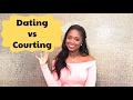 DiamondNU 3 ◆ DATING Versus COURTING?