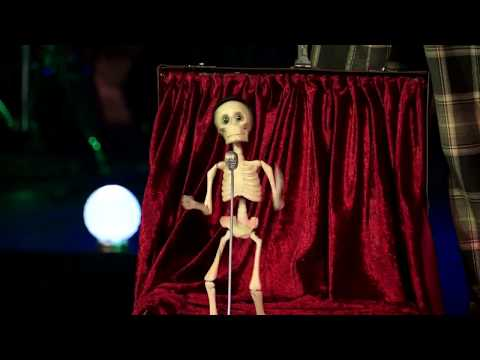 Solo Puppet Cabaret! For street or stage. Australian performance.