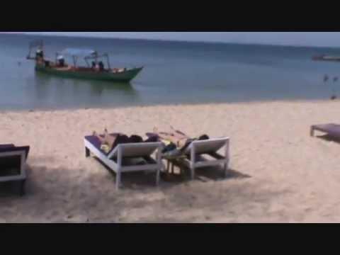 FORMERLY Blame Canada Beach Bar In SihanoukVille, Cambodia.  Otres Beach.