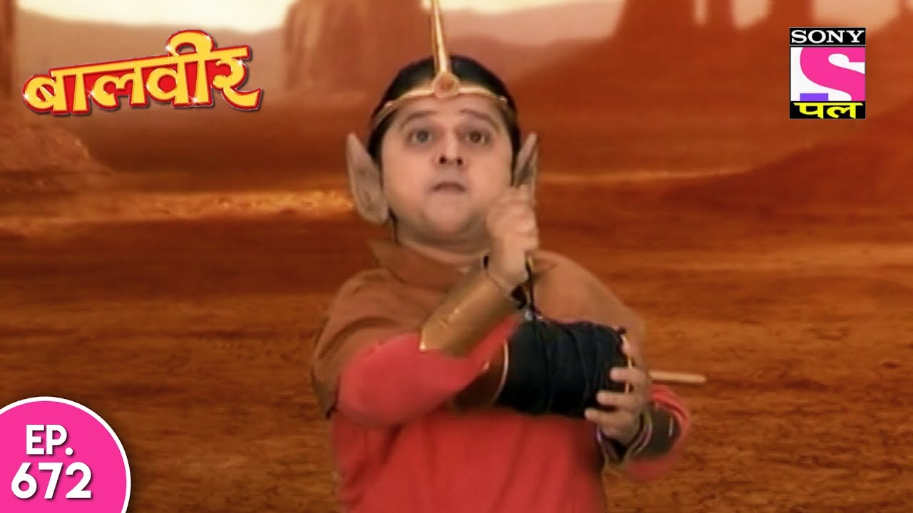 Download Baal Veer - बाल वीर - Episode 672 - 28th July, 2017