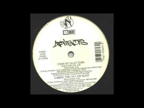 Artifacts - C'mon Wit Da Git Down (Instrumental)