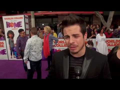 Home: Casper Smart LA Red Carpet Movie Premiere Interview