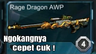 SECEPAT KILAT !! / Crisis Action 'Rage Dragon AWP' Review