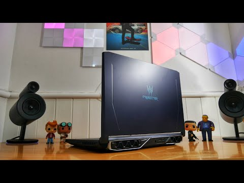 Acer Predator Helios 500 unboxing and review - YouTube