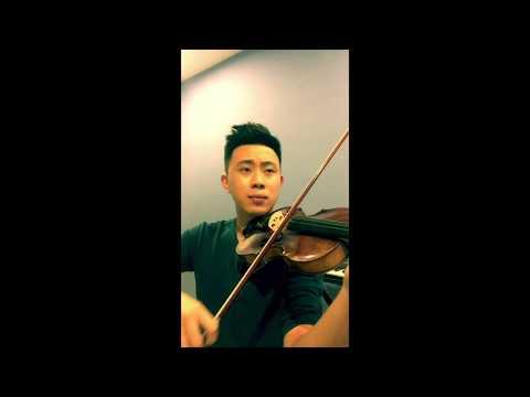 寂寞男人 張學友  X  Rohnie Tan (violin)