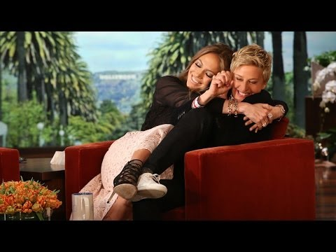 Thumbnail: Jennifer Lopez Shares Her Germs with Ellen