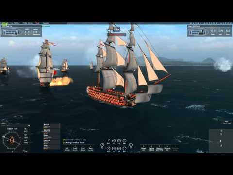 Naval Action - Santissima - Mission de flotte -23-04-16 2e